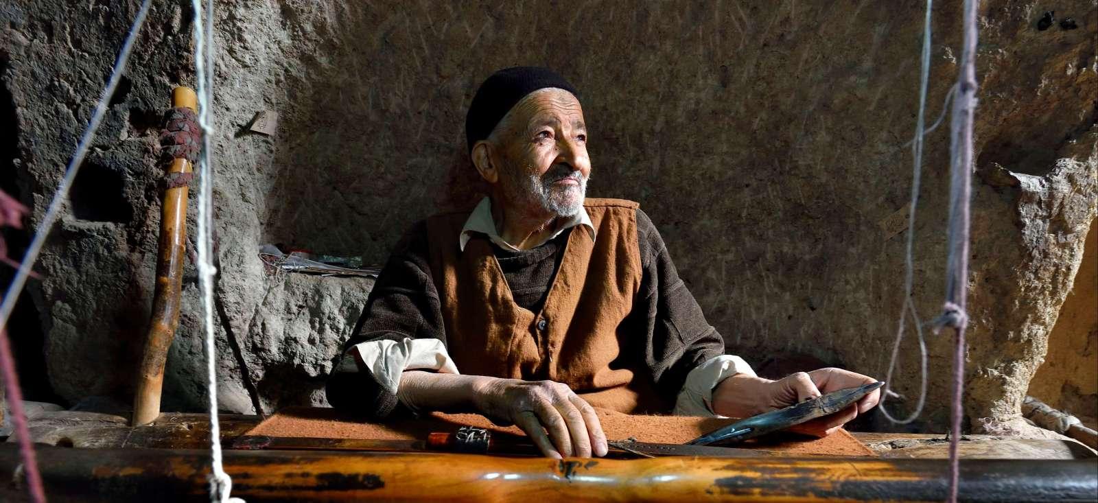 Voyage à pied : Il était une fois une cité iranienne!