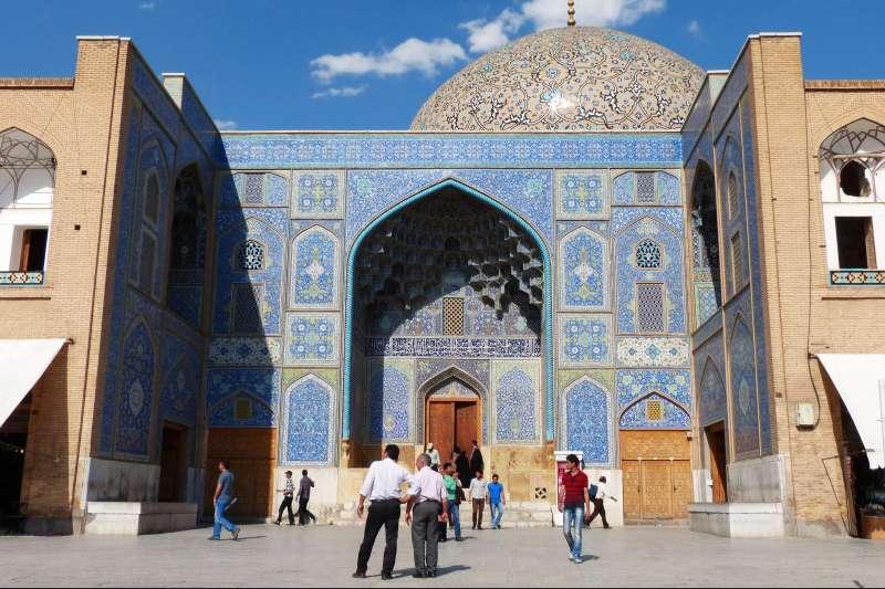 Voyage à pied : L\'Iran, tout simplement