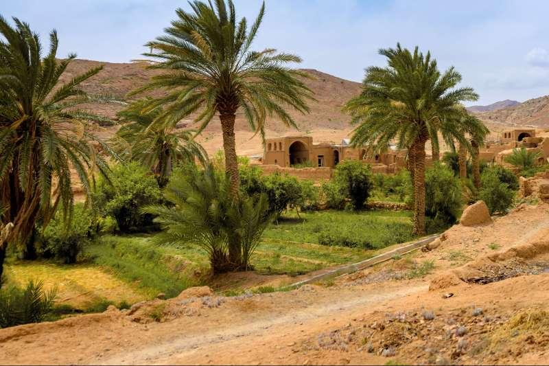 Voyage à pied : Culture, désert, nature: l\'Iran pour de vrai