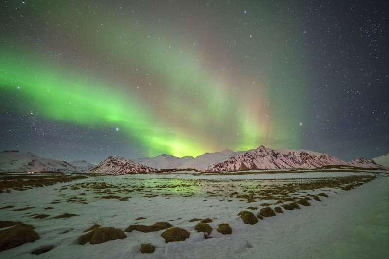 Voyage à pied : Féerie boréale en Islande !