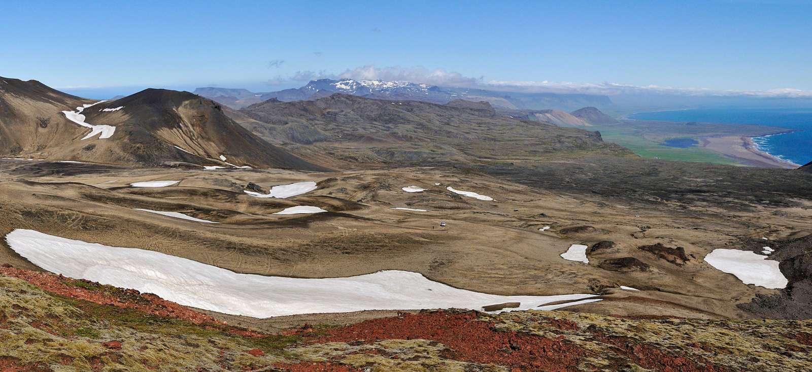 Voyage à pied : Balade romanesque en Islande