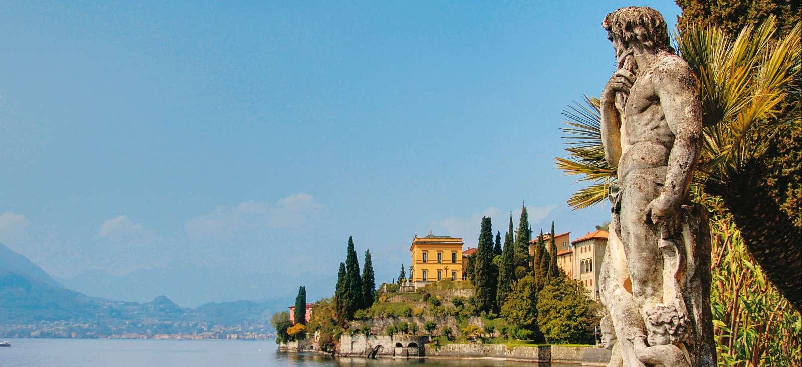 Image Milan la dynamique et les lacs Italiens
