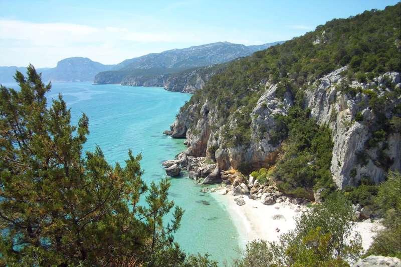 Voyage à pied : Sardaigne, perle de Méditerranée
