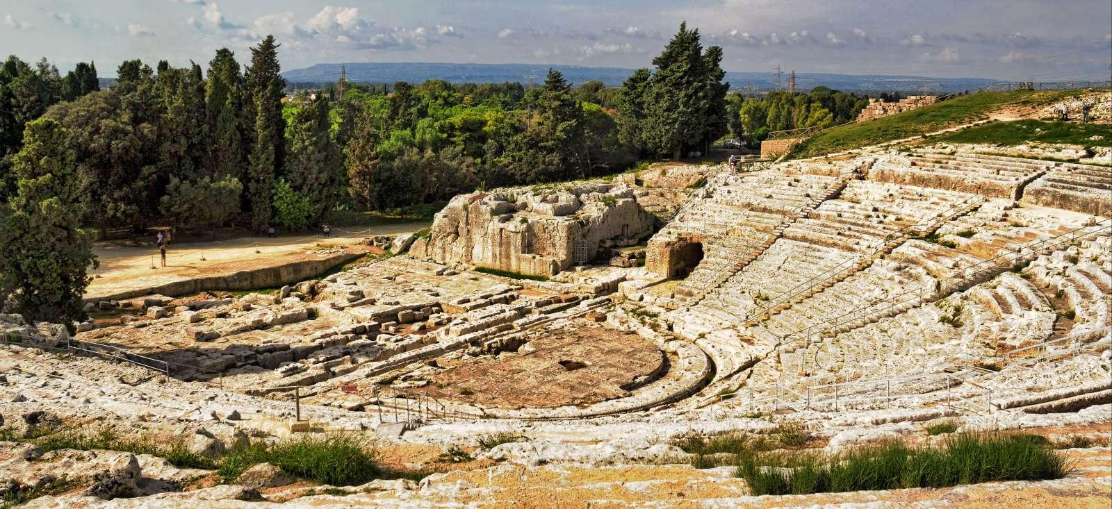 Voyage à pied : Italie : Il était une fois la Sicile orientale...