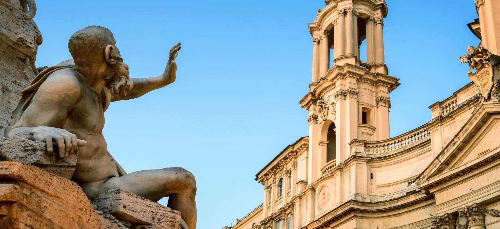 Voyage à pied : La Rome antique en clic et en clac !