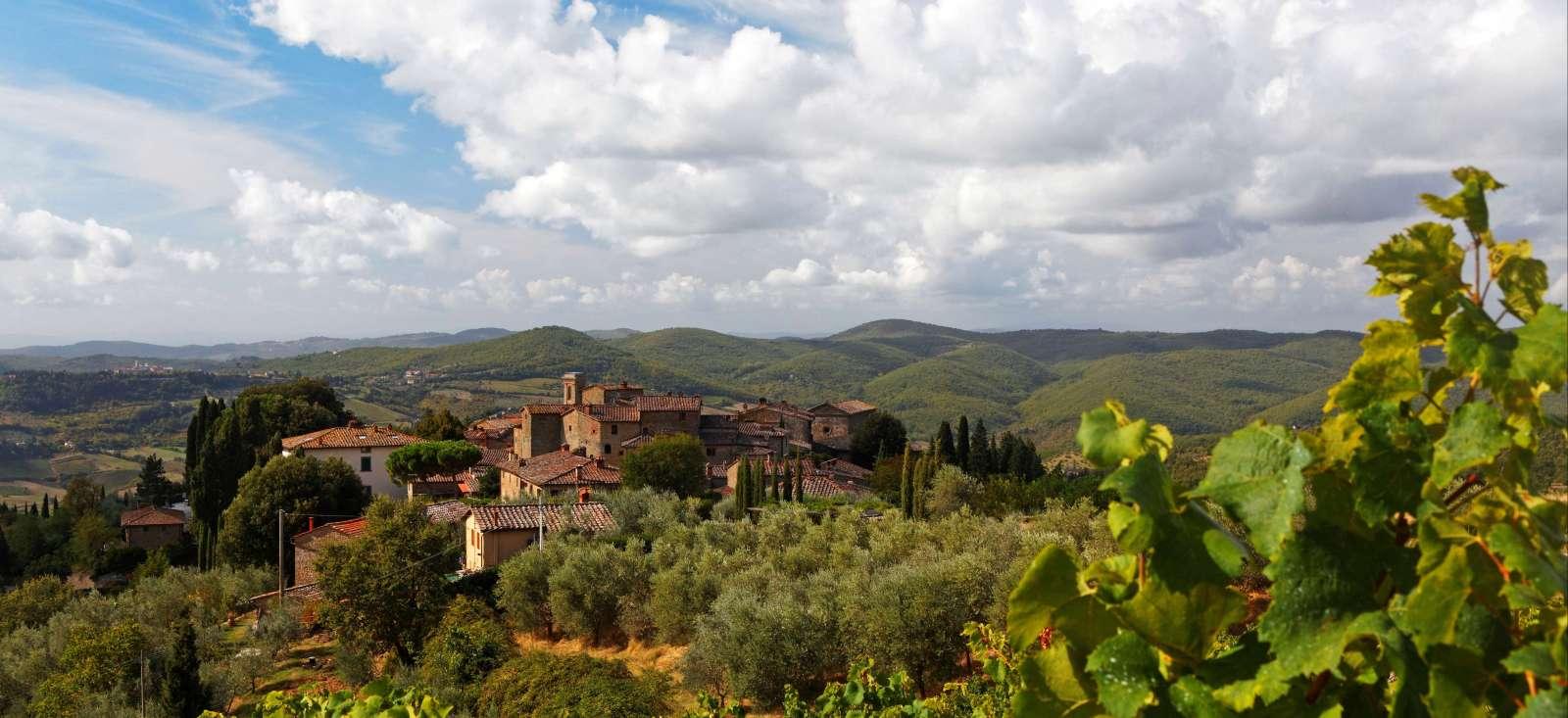 Voyage à thème : La petite maison dans le Chianti