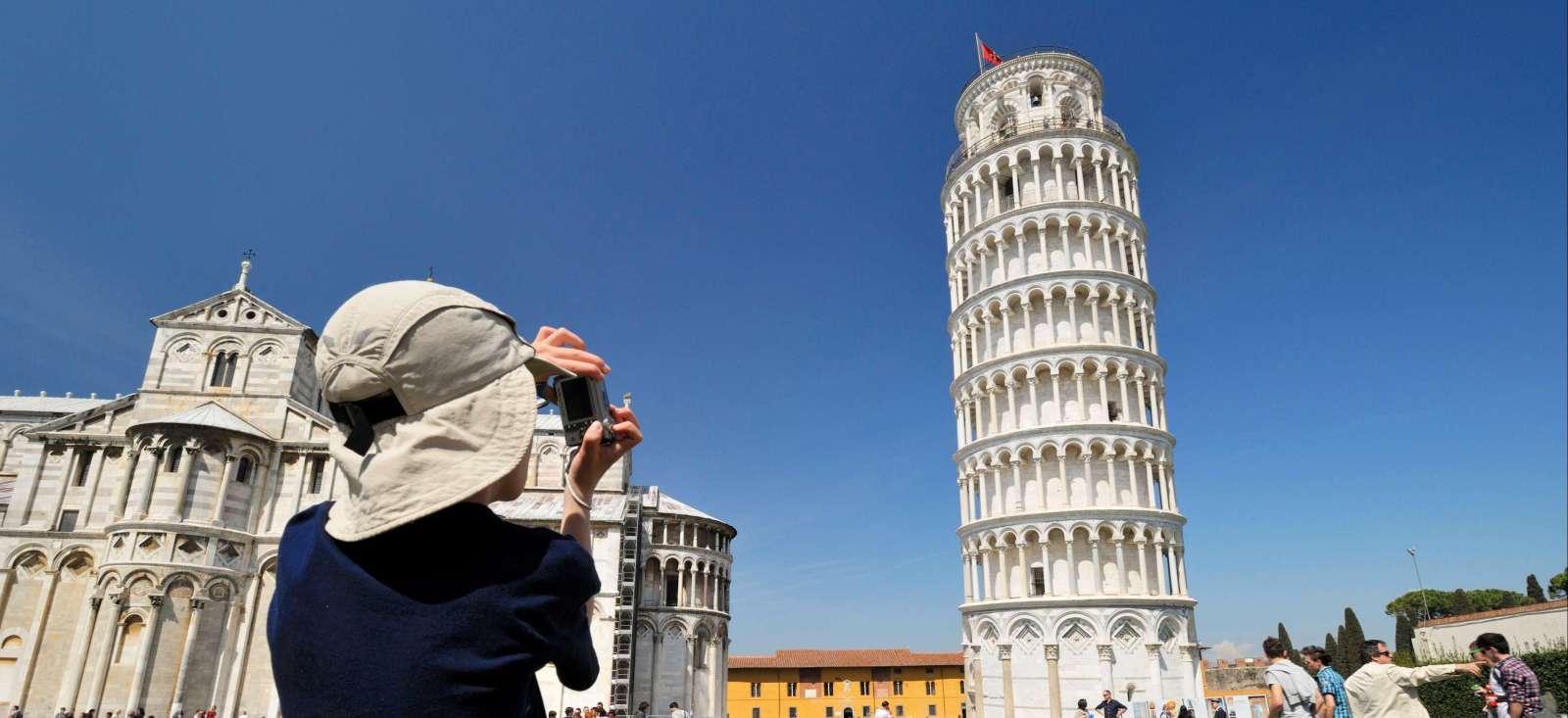 Voyage à pied Italie : Petits aventuriers chez Léonard de Vinci