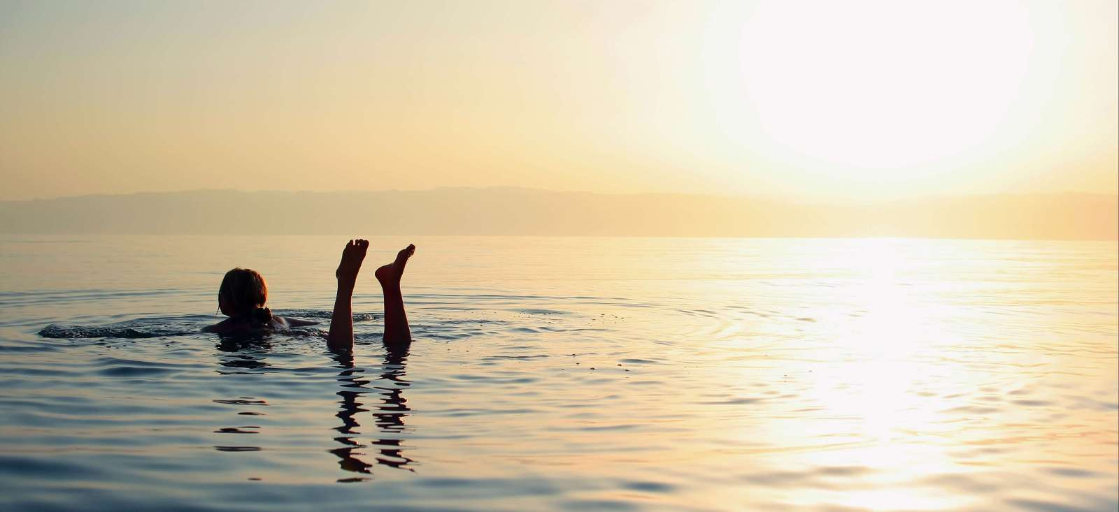 Voyage à pied : Sel au monde à la Mer Morte
