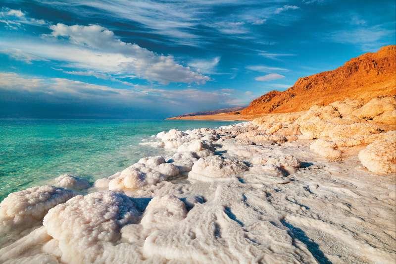 Image Eaux vives et dunes rouges