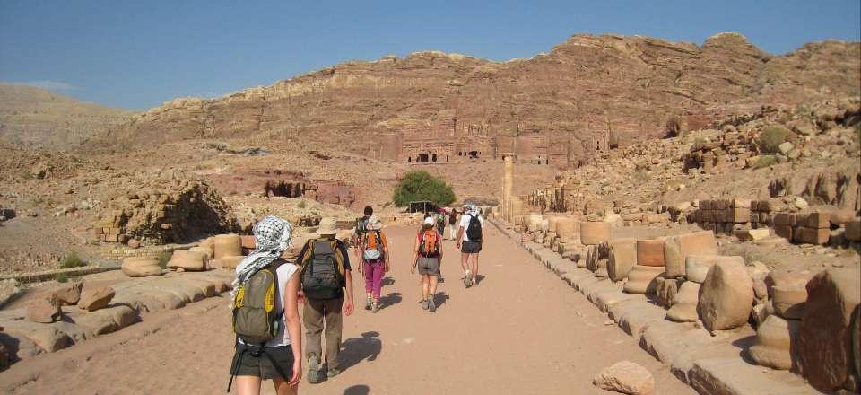 Jerash, Mont Nebo, mer rouge, châteaux du désert, Shawbak, Pétra et c3499303bab3