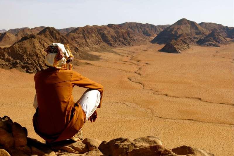 Voyage à pied : Escapade Jordanienne