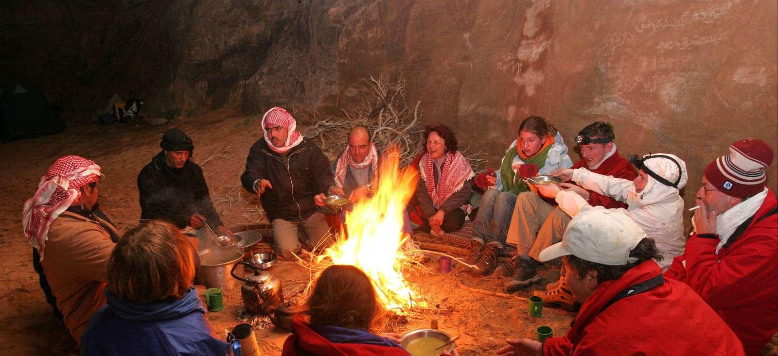 Voyage à pied : Rando, la Jordanie et ses trésors cachés