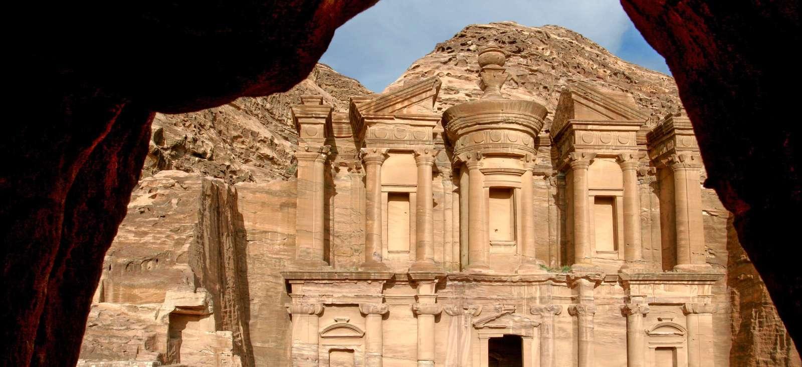 Voyage à pied Jordanie : Du Désert du Wadi Rum à Pétra