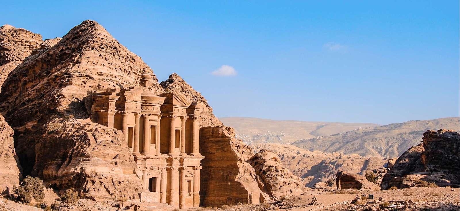 Voyage en véhicule Jordanie : Les incontournables de Jordanie
