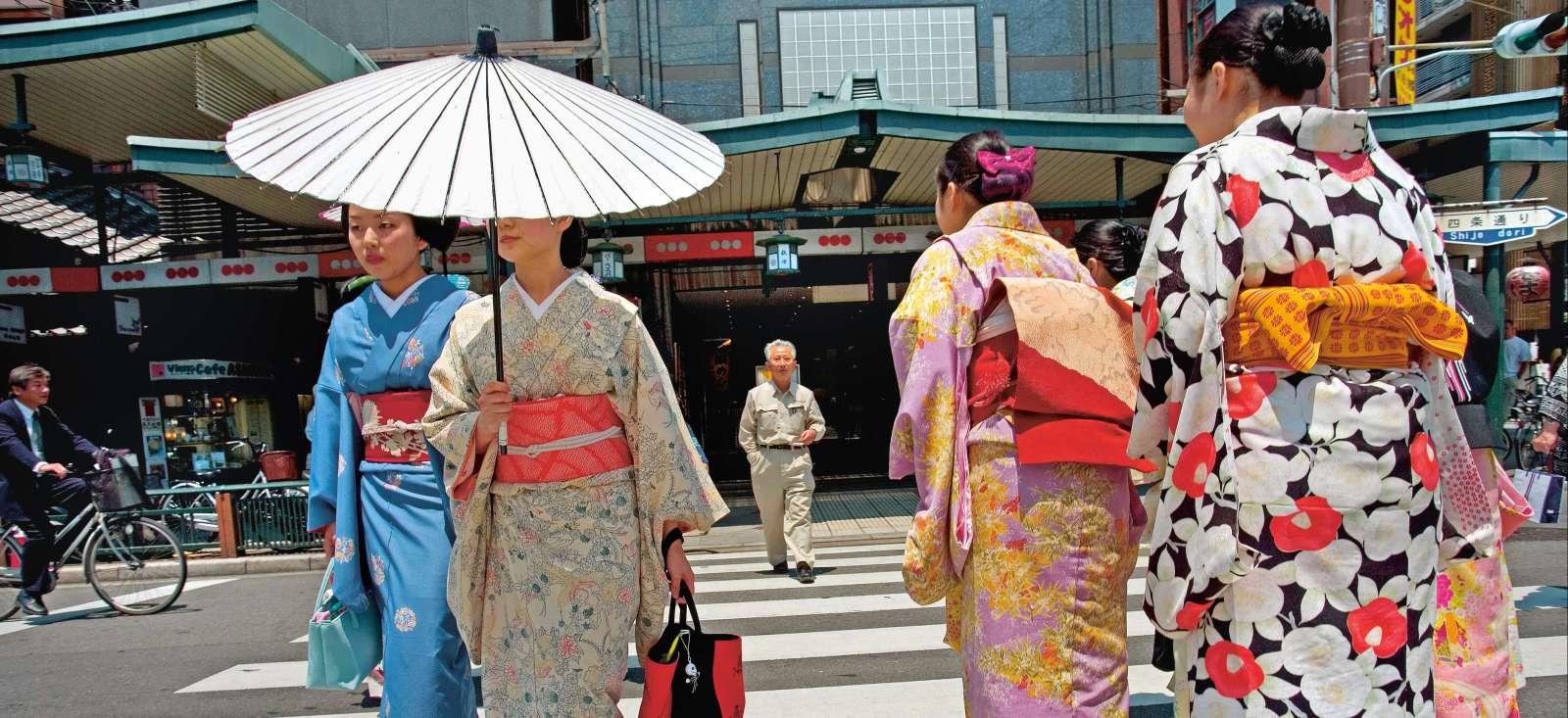 Voyage en véhicule : Le Japon sans sushi