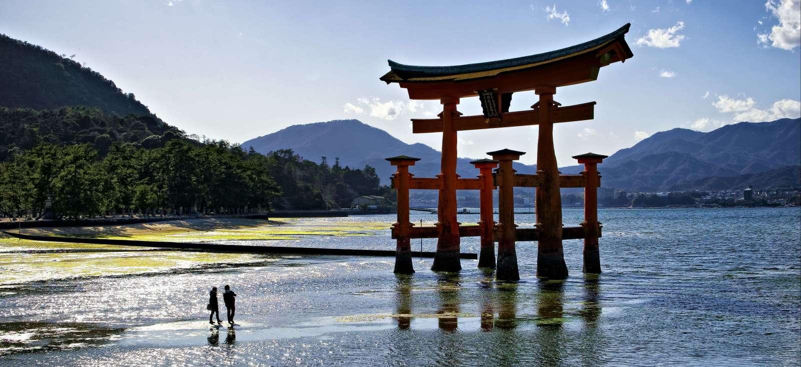 Voyage à pied : Japon : Balade au pays du soleil levant