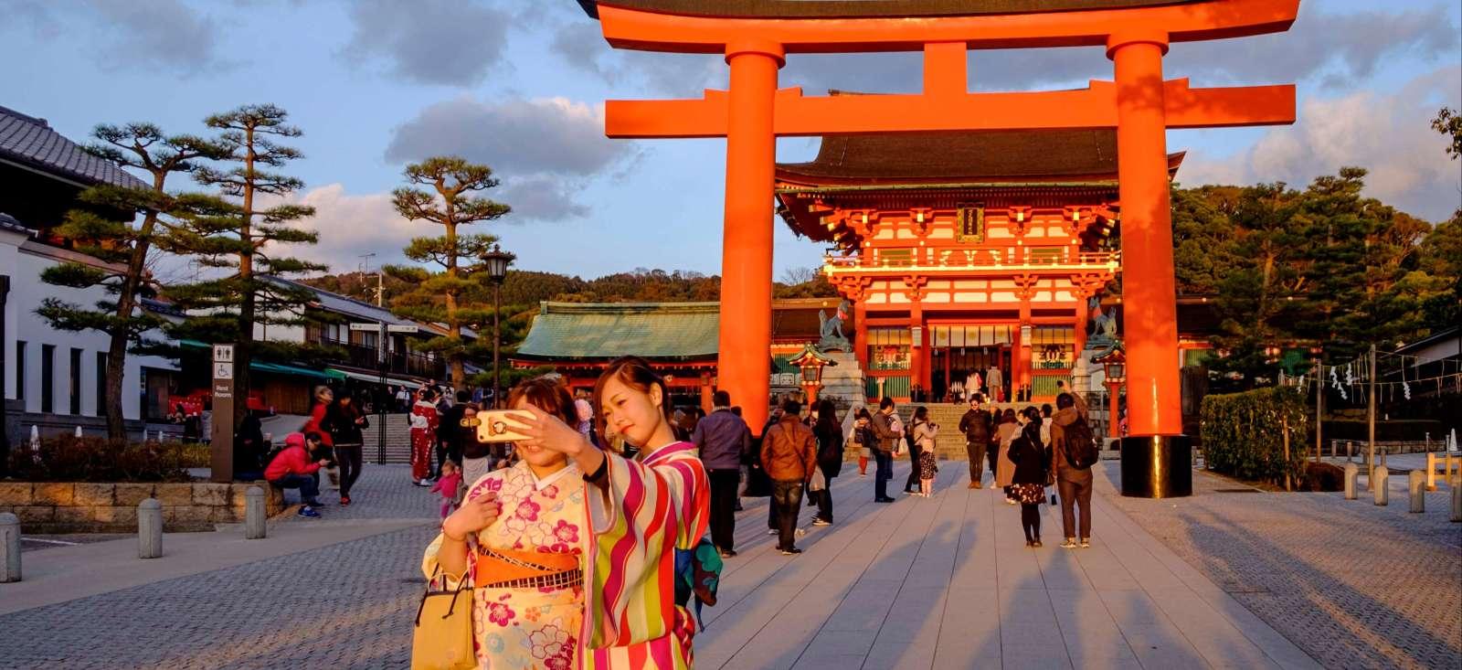 Voyage à pied : Tokyo – Kyoto, entre modernité et traditions