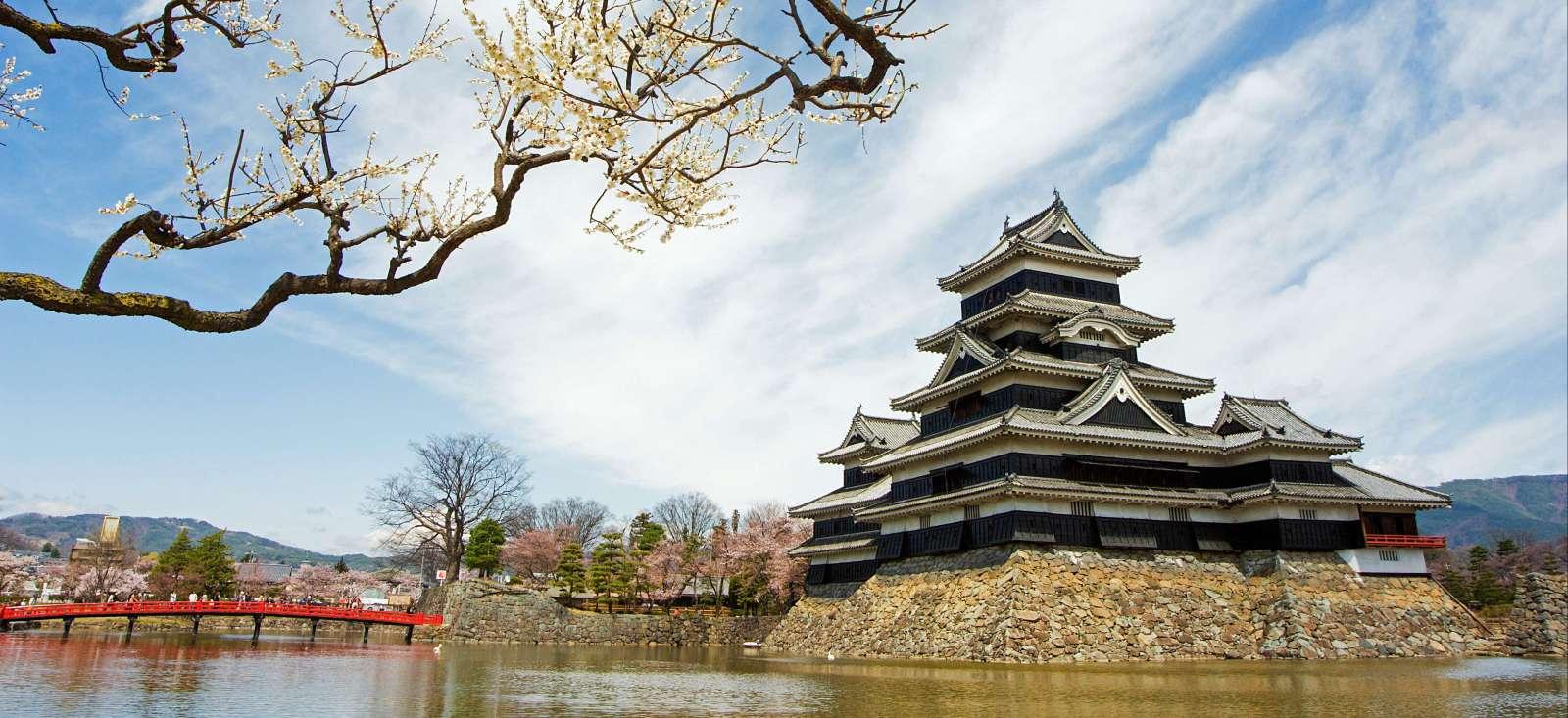 Voyage à pied : Le Japon, c'est saké bon !