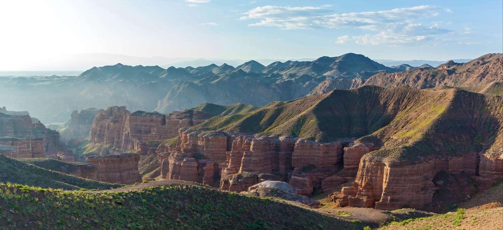 Voyage à pied : Sur les traces des royaumes d\'Asie Centrale