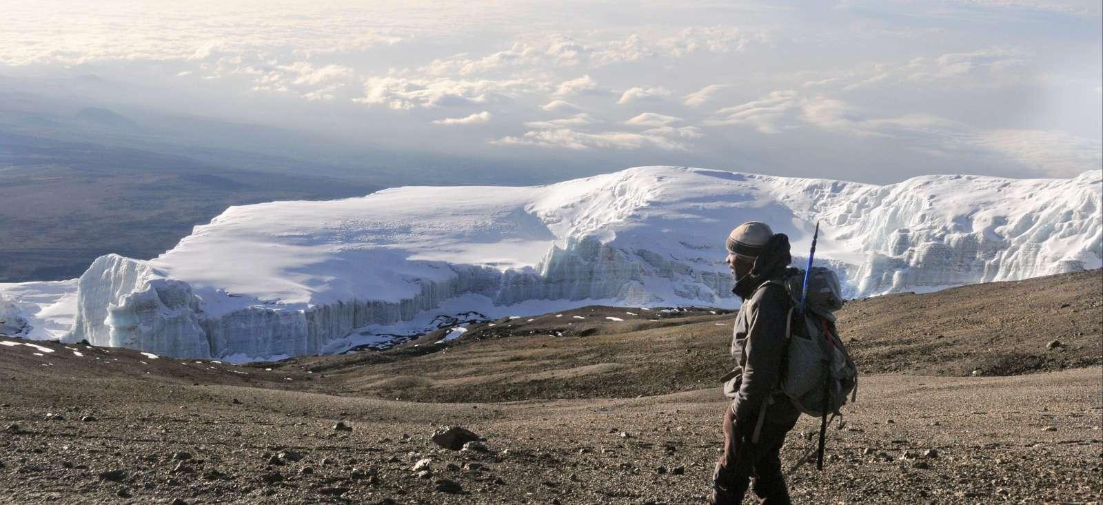 Voyage à pied : Ascension des deux géants (Kenya + Tanzanie)