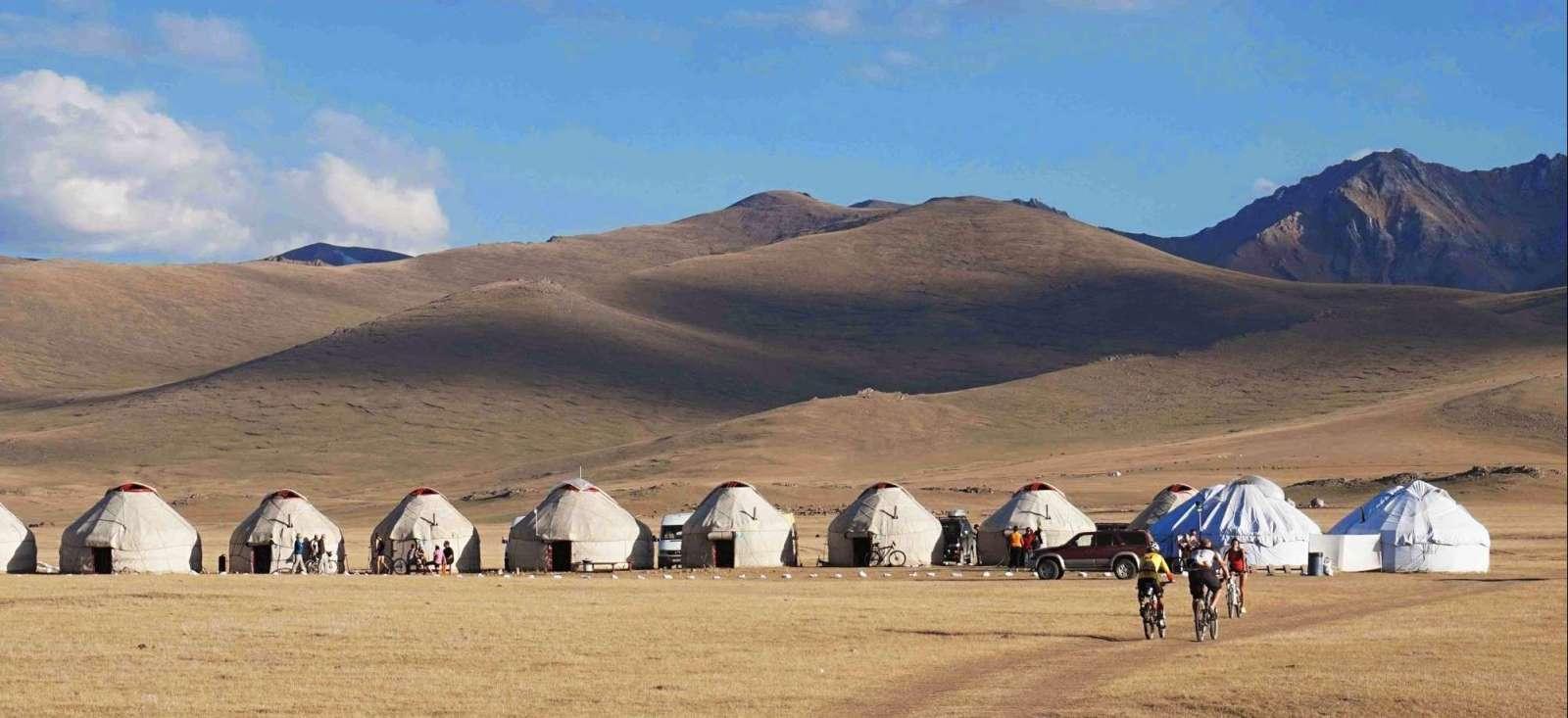 Voyage avec des animaux : Kirghizistan : Aventures en terres Kirghizes