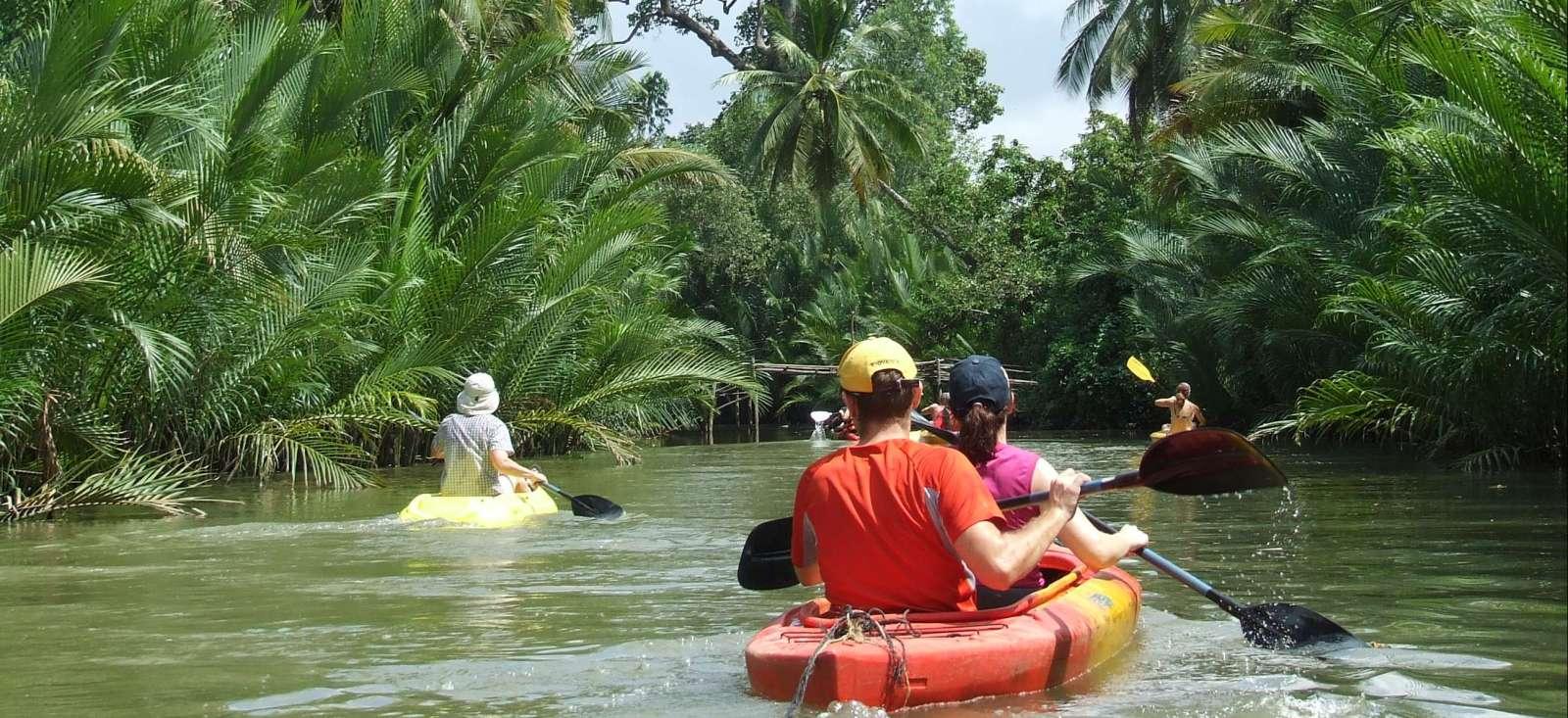 Voyage à pied : Angkor à l\'aventure !