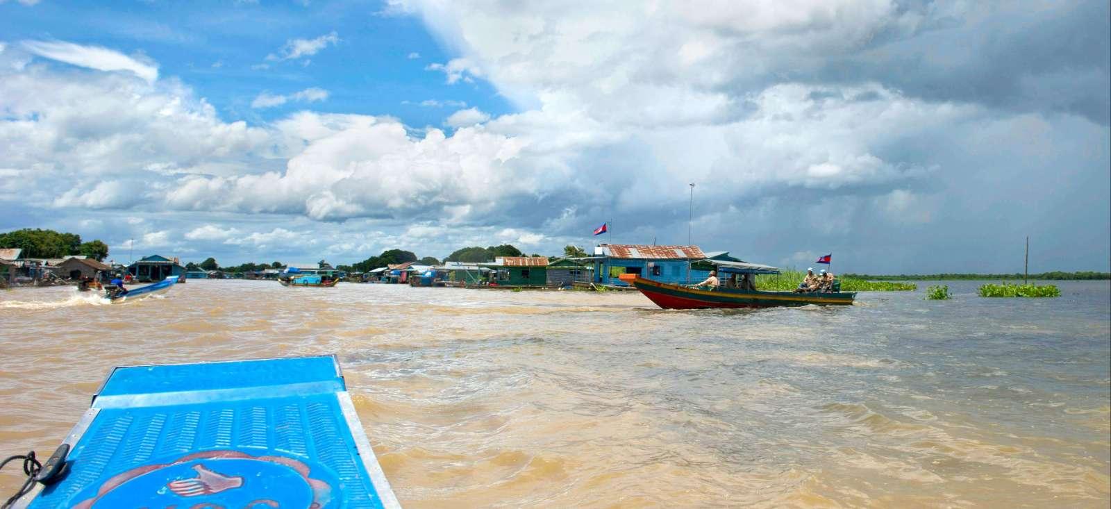 Voyage à pied : En terre Khmer hors des sentiers battus