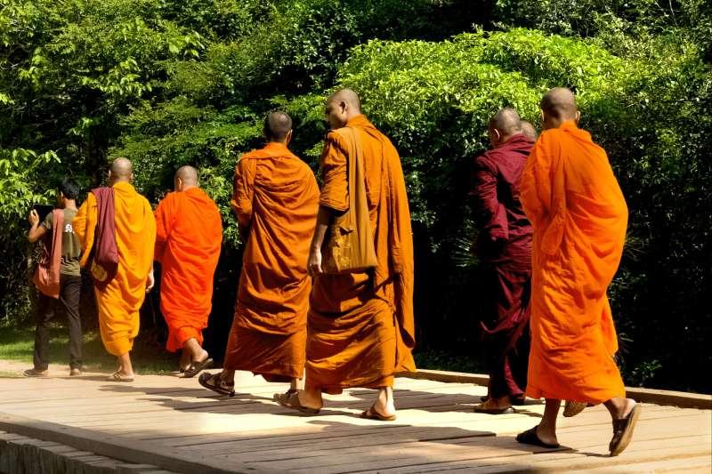 Voyage sur l'eau : Le grand tour du Cambodge