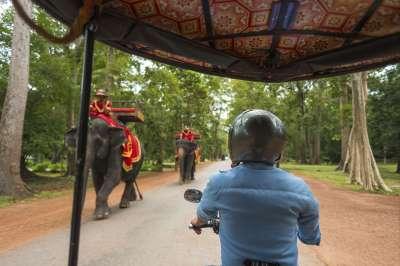 Voyage Cambodge Randonn 233 E Et Trek Au Cambodge Avec