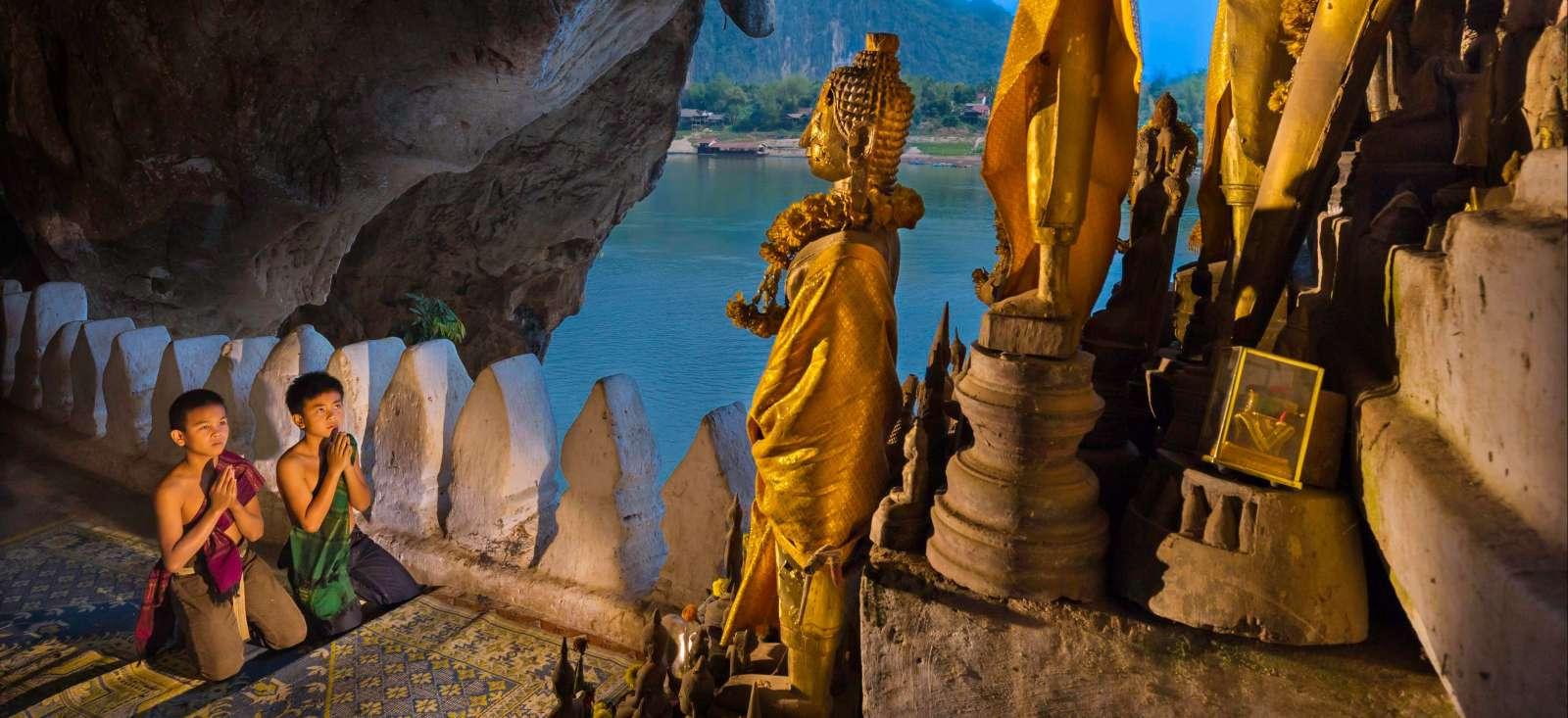 Voyage à pied : Expérience laotienne en famille !