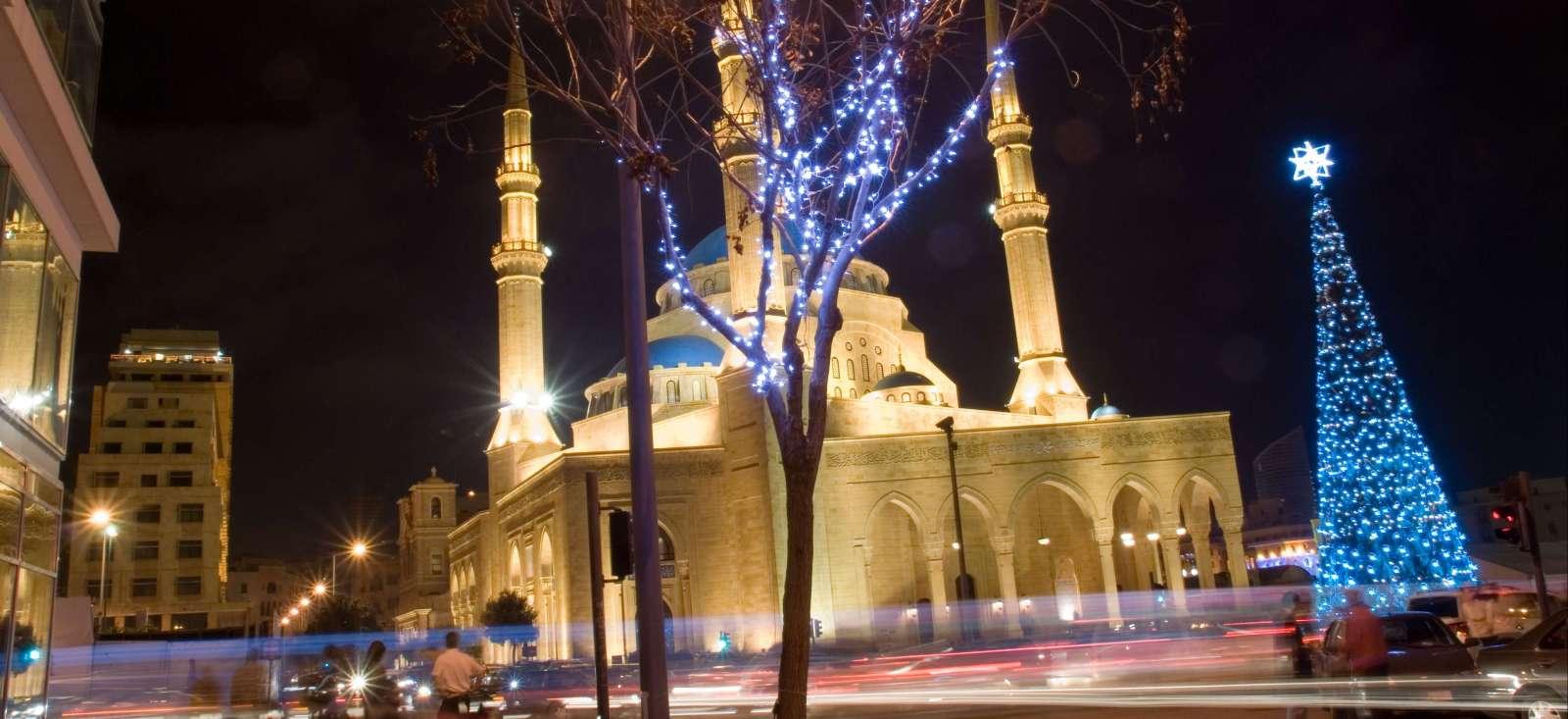Voyage à pied Liban : Noël Oriental au Liban !