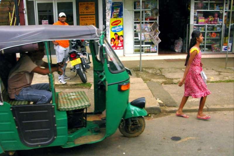 Voyage à pied : Balade au pays de Kandy