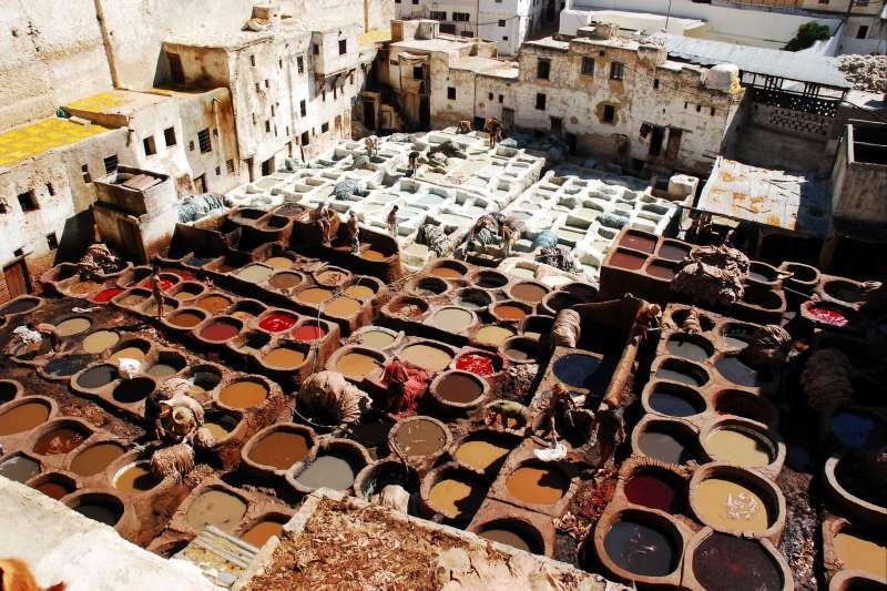 Voyage en véhicule : Villes impériales et région andalouse