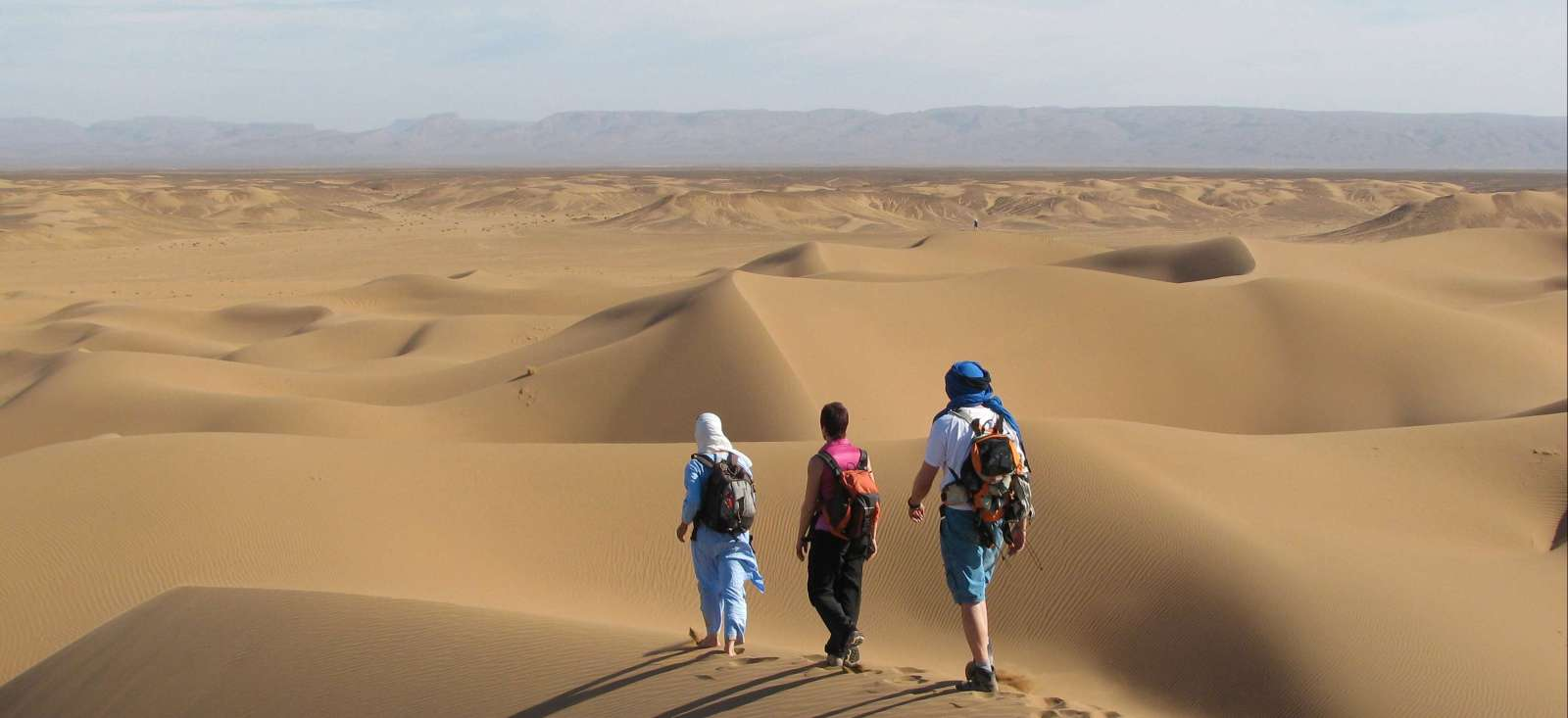 Voyage à pied : Maroc :  L\'or du Grand Sud !