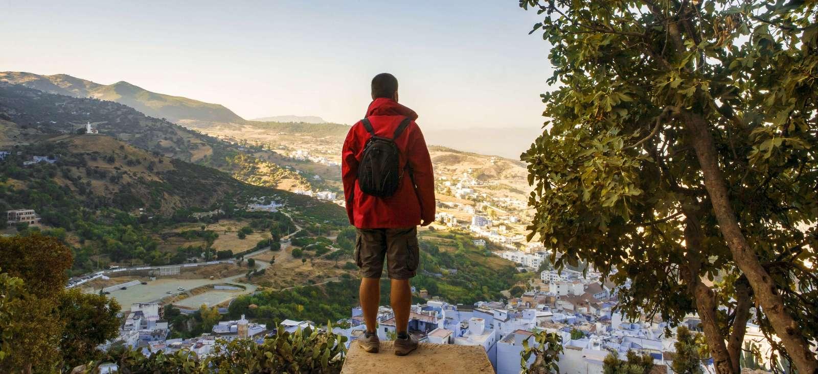 Voyage à pied : Maroc : Randonnée au c\'ur du Rif Oriental