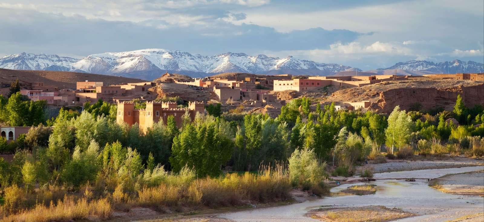 Voyage à pied : Autotour des portes du Sahara à Marrakech