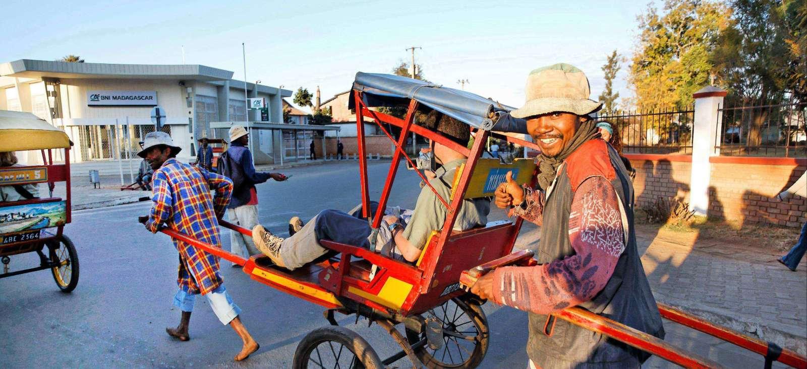 Voyage à pied Madagascar : Best of Mada !