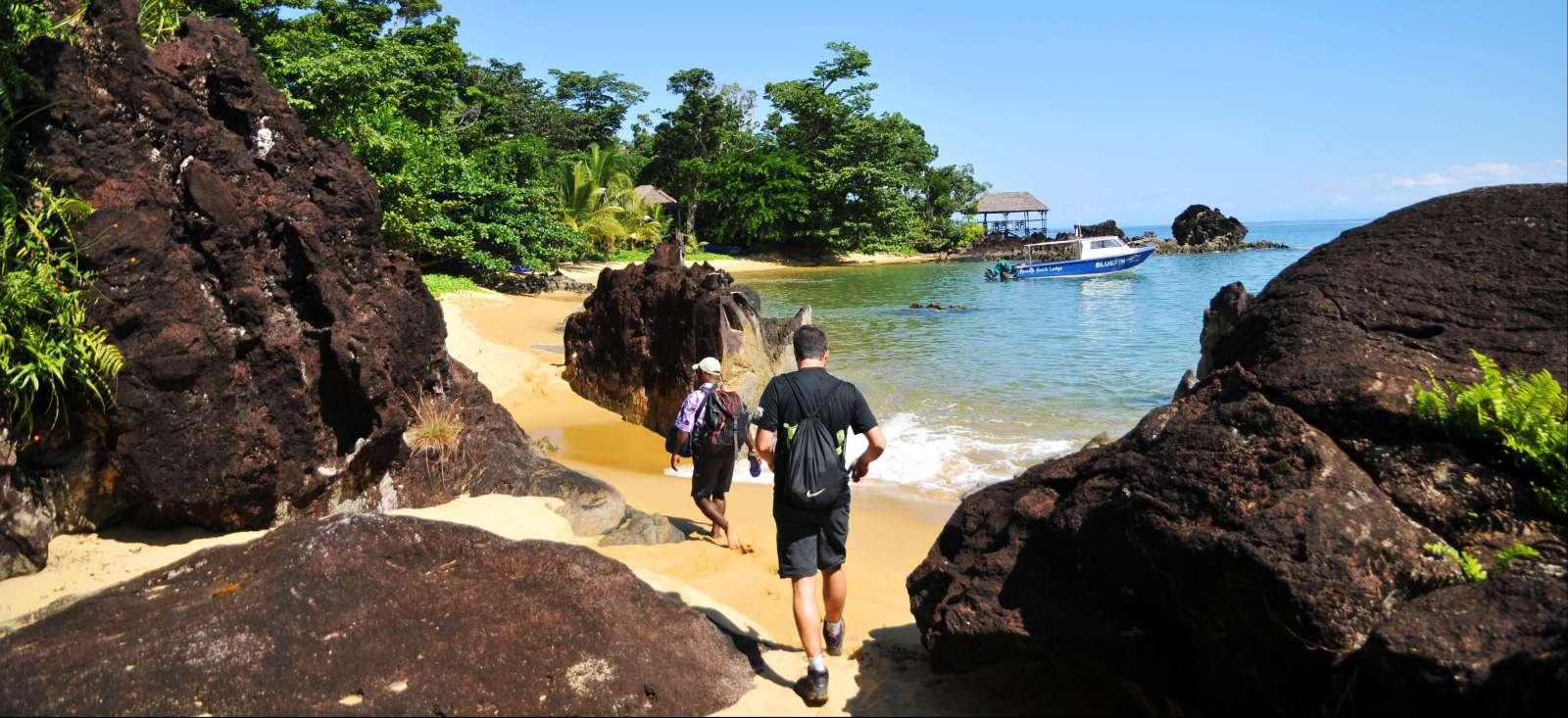 Voyage à pied : Cap Masoala, entre jungle et lagons !