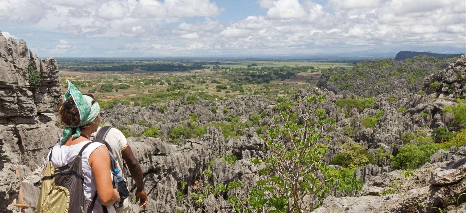 Voyage à pied Madagascar : Trek Robinson entre terre et mer!