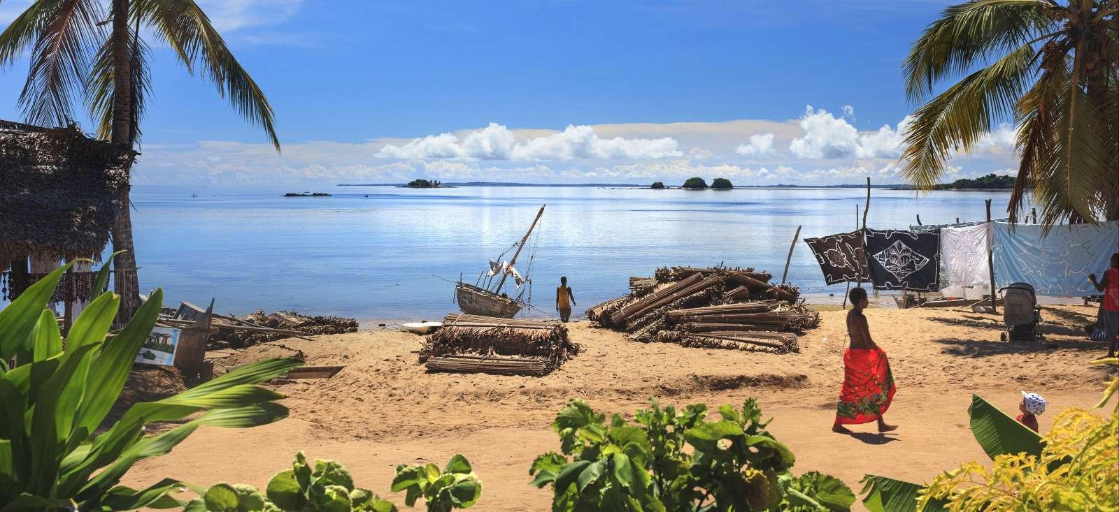 Voyage à pied : Nord Malgache