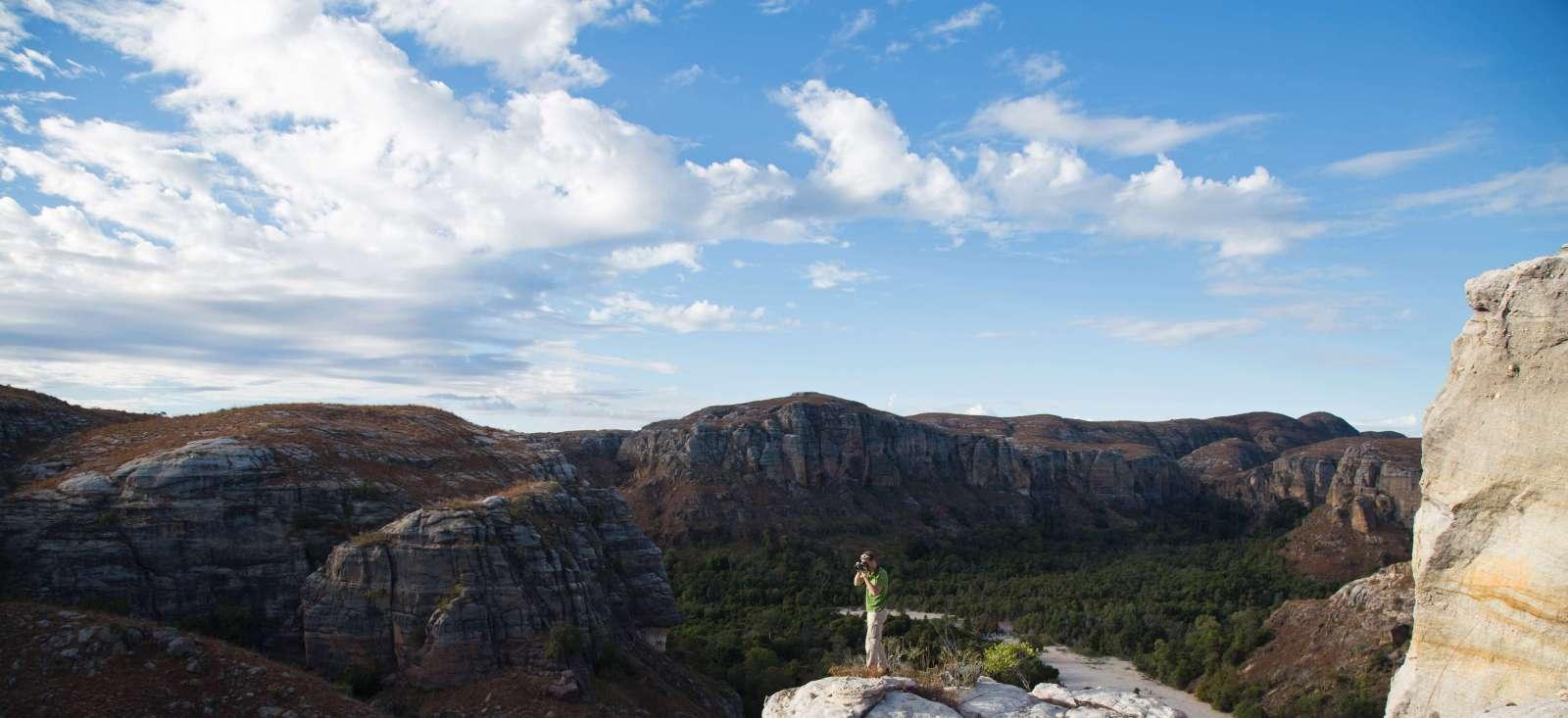 Voyage à pied Madagascar : Le paradis du trekkeur !