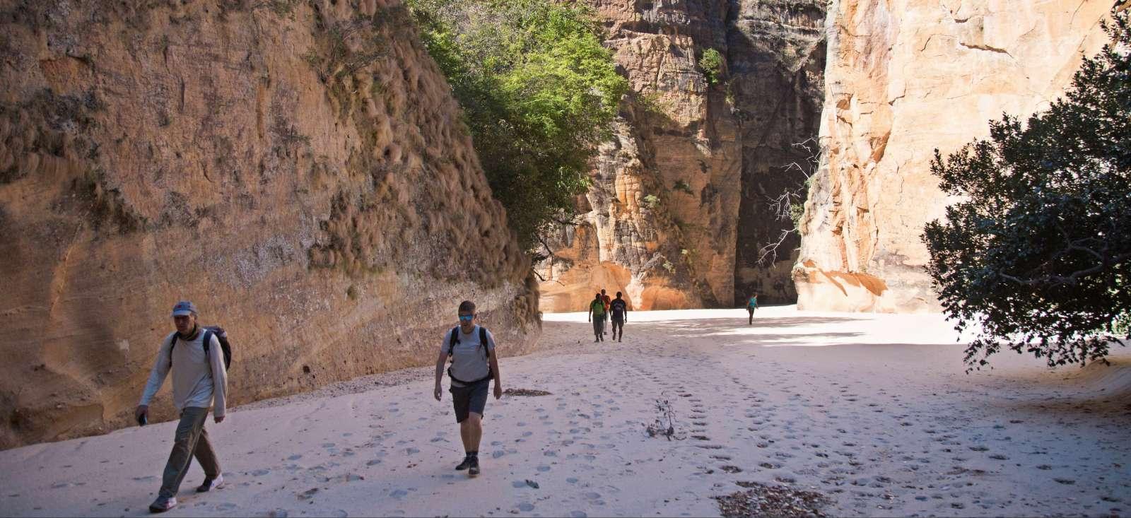 Voyage à pied : Randonnée au coeur du Makay