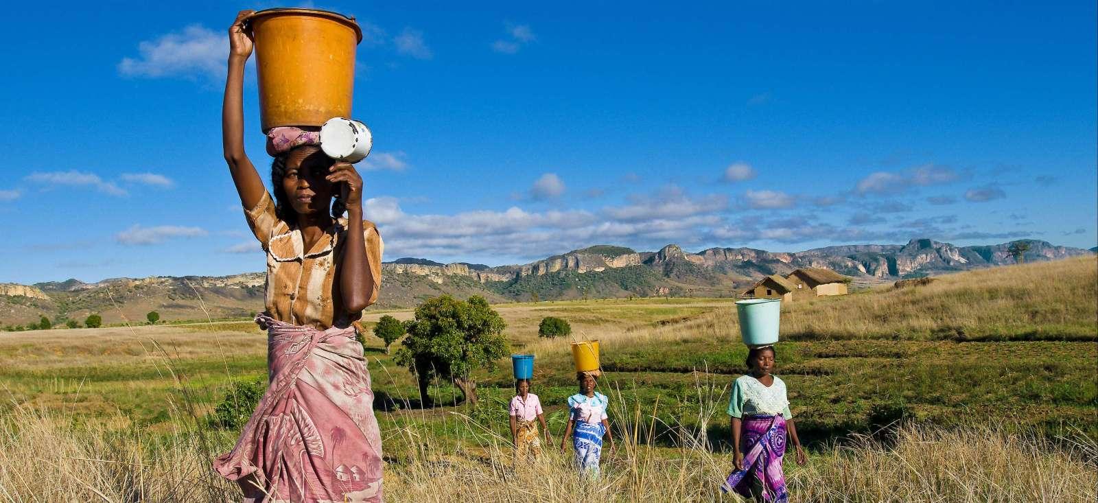 Voyage à pied : Madagascar : Grande d\'couverte du Sud au Nord en confort !