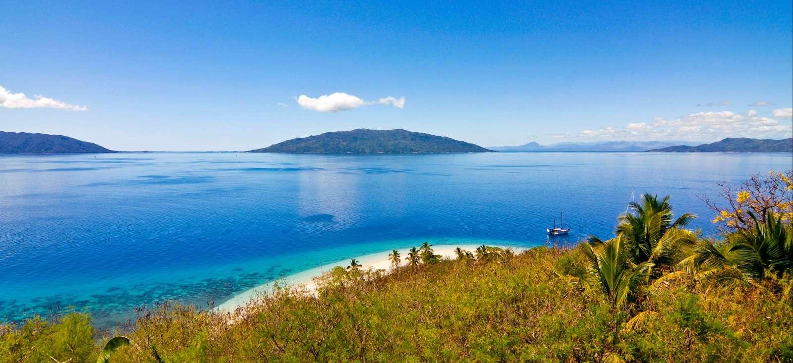 Voyage sur l'eau : Balade en voilier dans l\'archipel de Nose Be