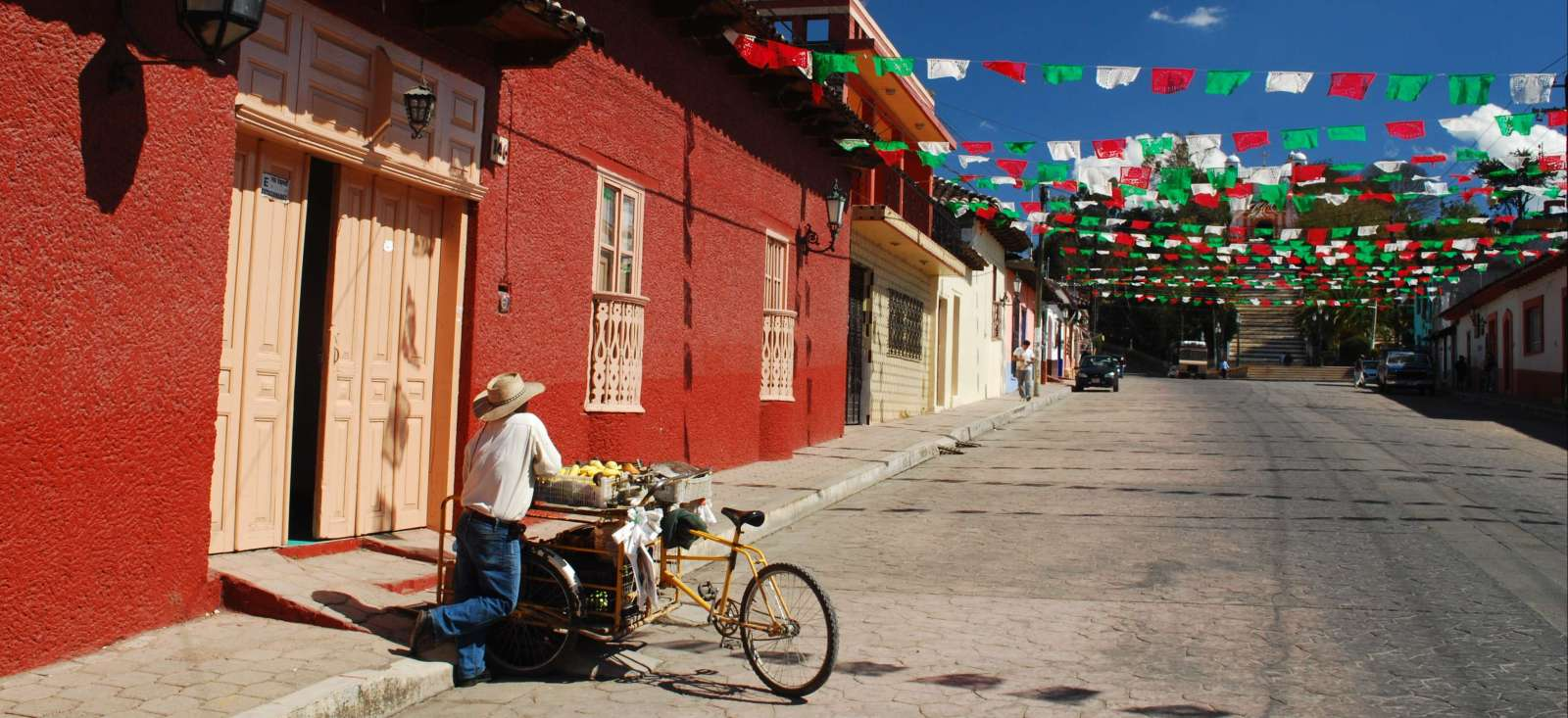 Voyage à pied Mexique : De Mexico aux Caraïbes : la grande traversée