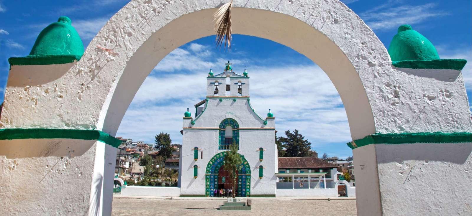 Voyage à pied Mexique : Yucatan et Chiapas: splendeurs du sud