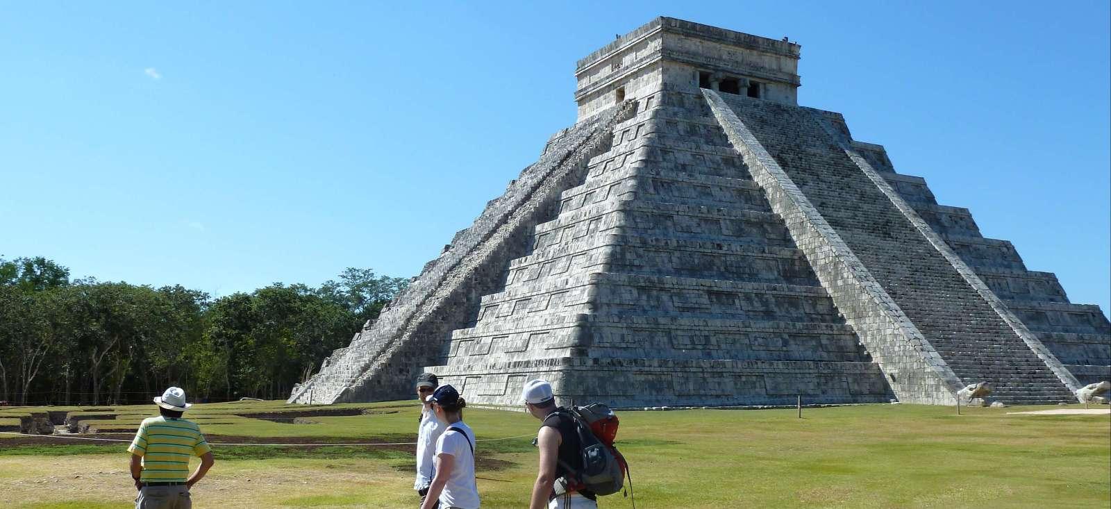 Voyage à pied : Trésors du Yucatan