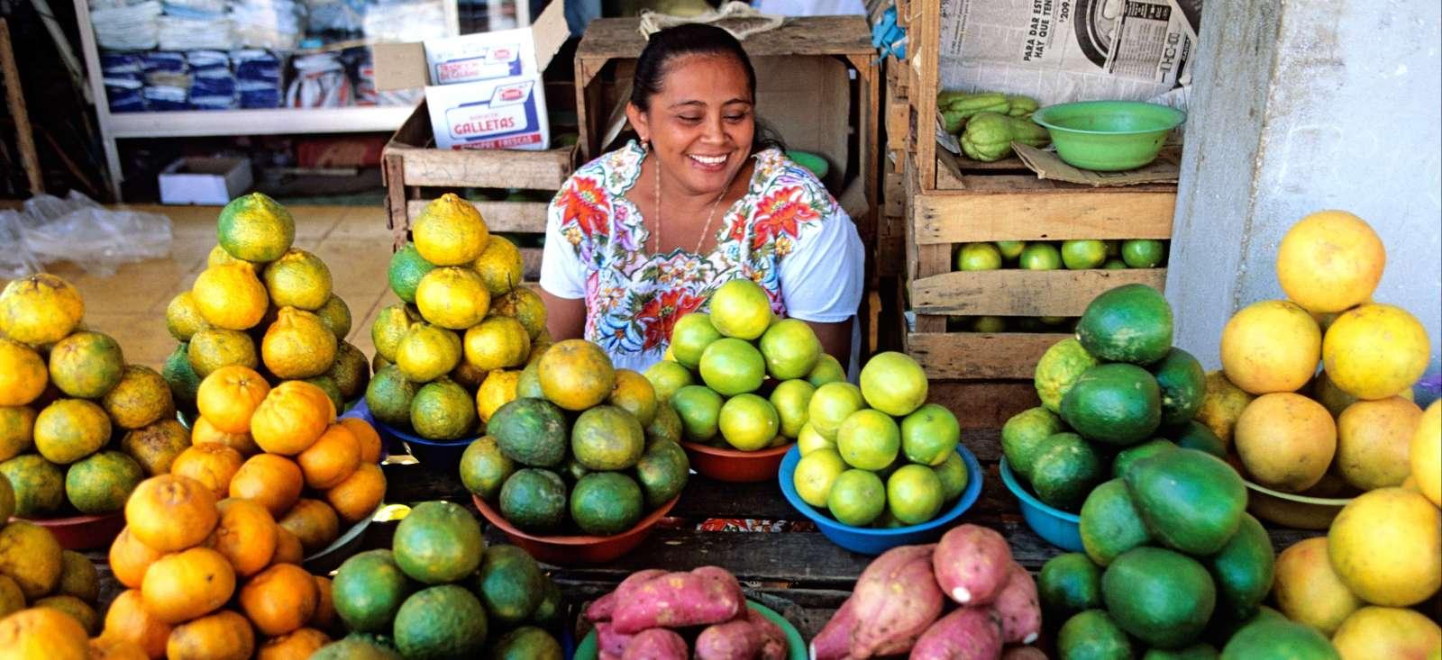 Voyage à pied : Yucatan et Chiapas: splendeurs du sud