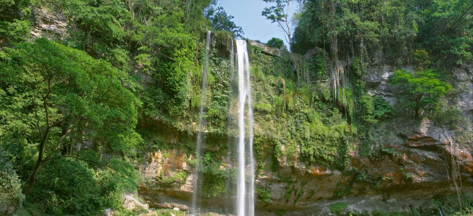 Voyage à pied : Chiapas partout