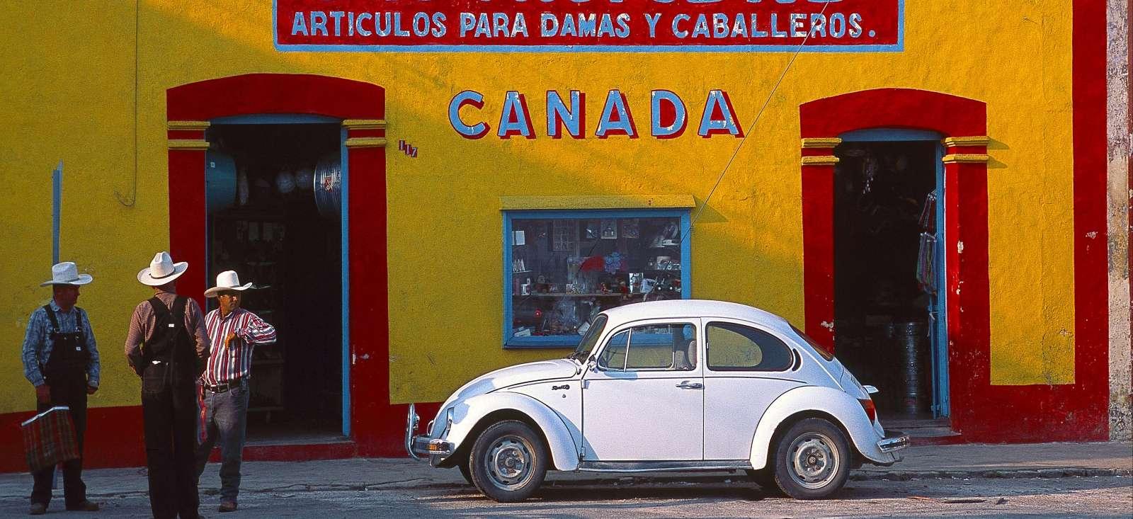 Voyage en véhicule Mexique : Le Yucatan, ça M\'exique!